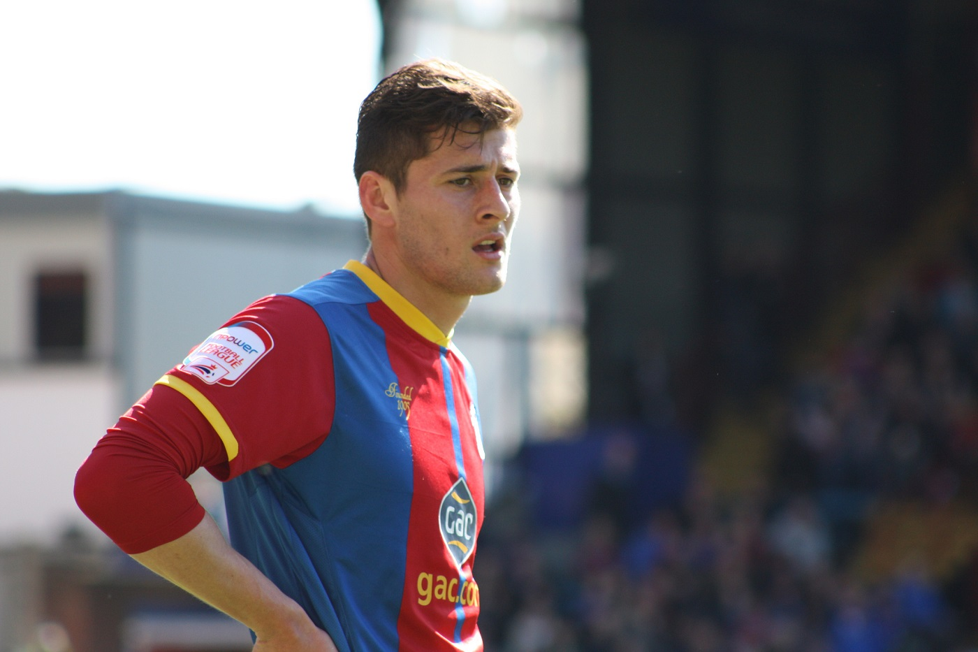 Joel Ward - Crystal Palace
