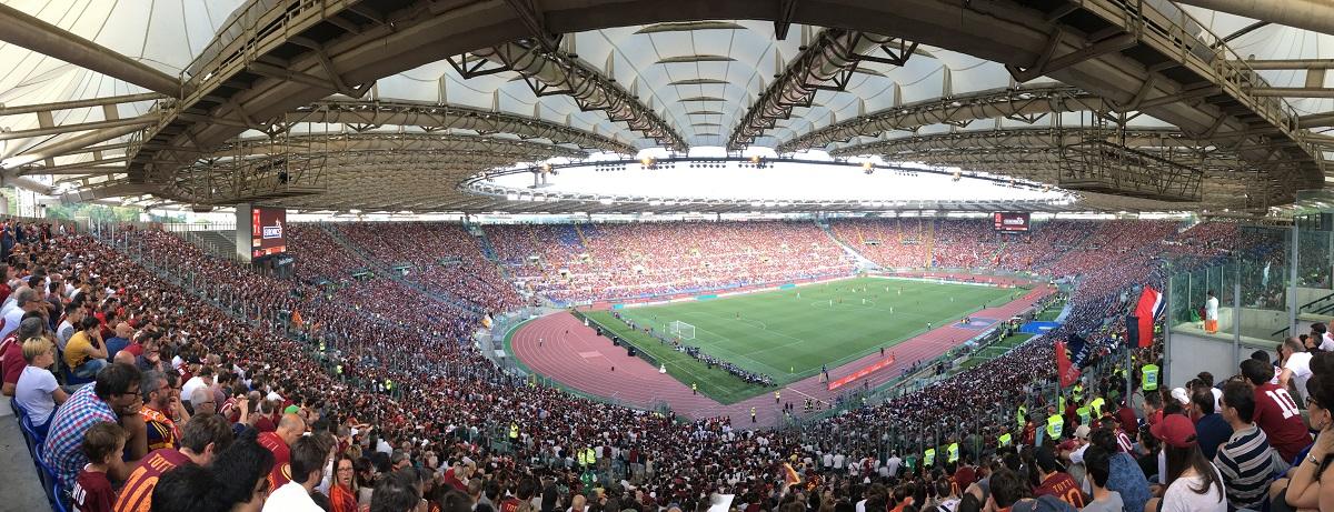 AS Roma - Stadio Olimpico