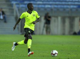 LOSC Lille forward Nicolas Pepe