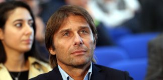 Inter Milan manager Antonio Conte