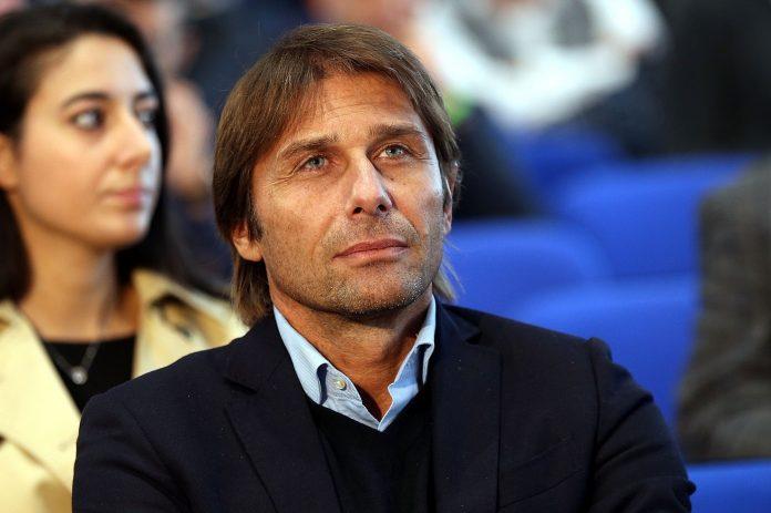 Inter Milan manager Antonio Conte