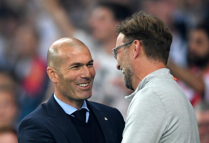 Zinedine Zidane wants Man Utd job