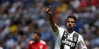 Sami Khedira of Juventus