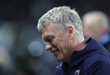 West Ham manager David Moyes